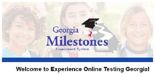 Georgia Milestones Header Image